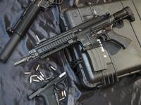 [MOVE]MOVE ORIGINAL COMPLETE CUSTOM GUN HK416C