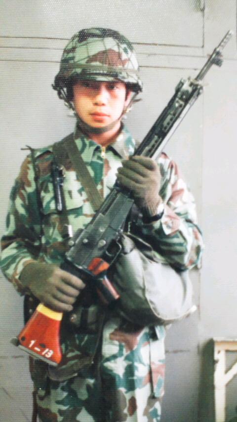 第3混成団(橋本大尉ブログ):<b>豊和工業</b> 64式7.62mm小銃