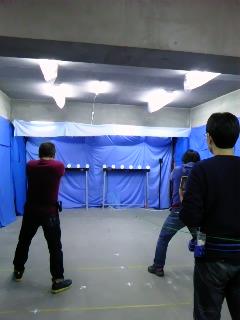 赤羽PMC練習会とチーム練習会