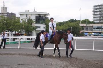 体験乗馬2