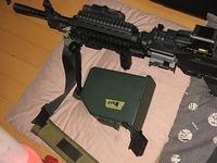 Mk46調整とマガジンテスト