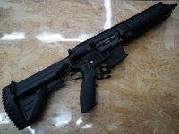 HK416を弄る。