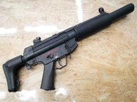 CYMA MP5 SD6 修理。