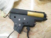 CYMA MP5SD6 修理 その②