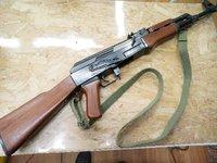 AKの修理。