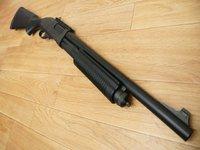 マルイ M870 使用上の注意と破損例。