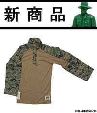 【実物】海兵隊のコンバットシャツ・パンツ新発売