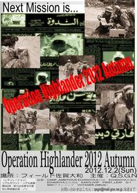 Operation Highlander 10