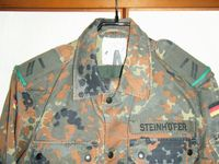 ドイツ連邦軍 戦闘服 兵科章・肩章・ネームタグ