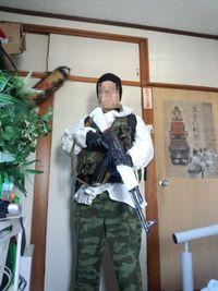 CoDMW2のロシア兵
