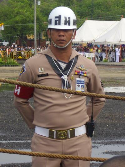 生涯学習日誌:タイ軍 海軍憲兵M1...