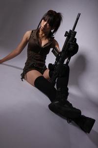 銃好きな女性のためのブランド