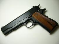 WA COLT M1911A1 CARBON BLACK