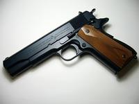 WA COLT M1911A1 TRANSITION 再販