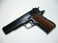 WA COLT M1911A1(Black)