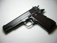 WA COLT M1911A1 コマーシャルミリタリー