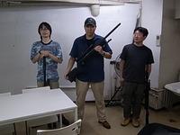 【25チャレンジ射撃会】2013/07