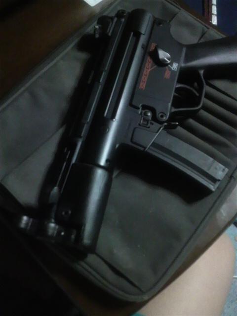 マルイ MP5KA4