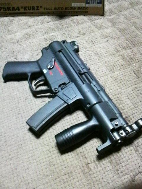 マルゼン MP5KA4