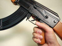 チープ AK47 (組立式) その4