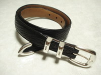 GALCO EXOTIC HOLSTER BELT