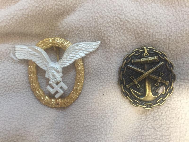 ドイツ軍の勲章 その3