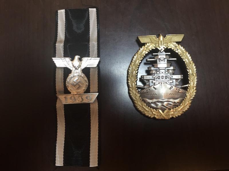 ドイツ軍の勲章 その2