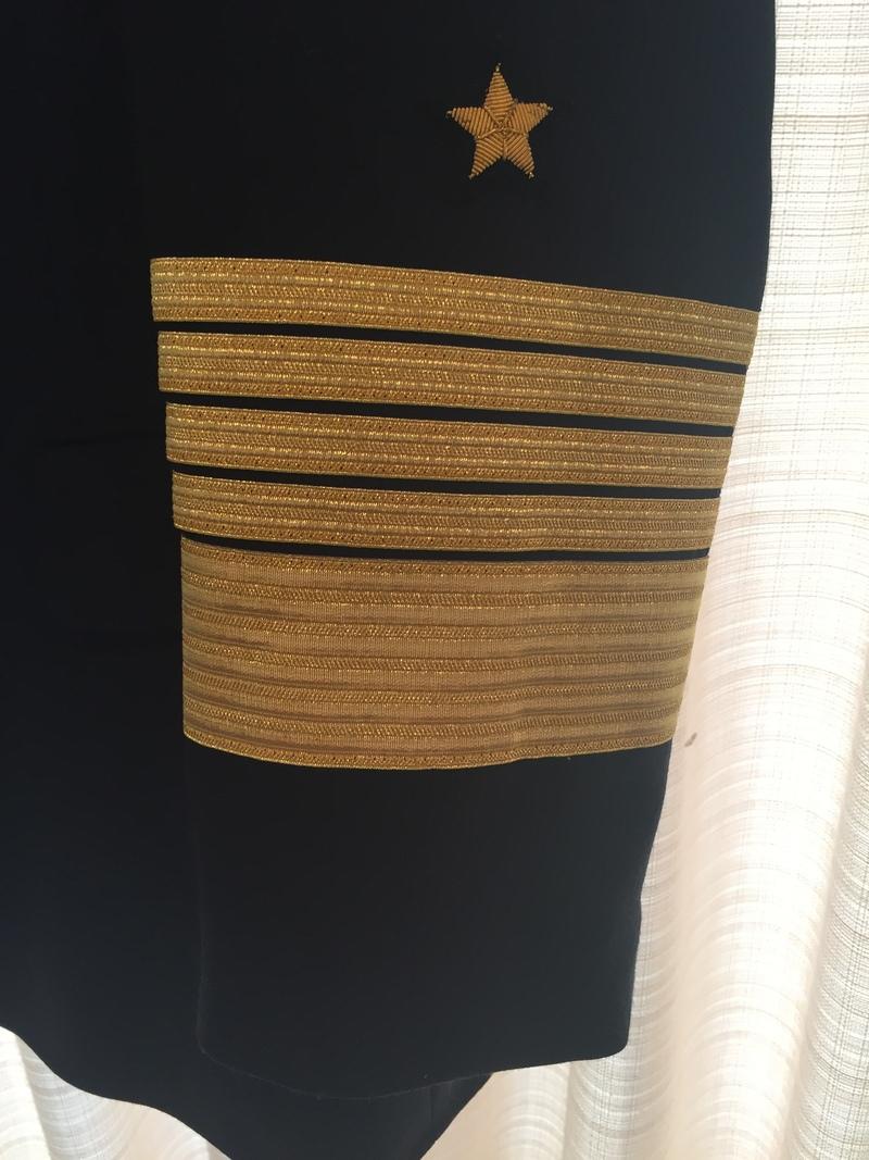 階級は海軍元帥