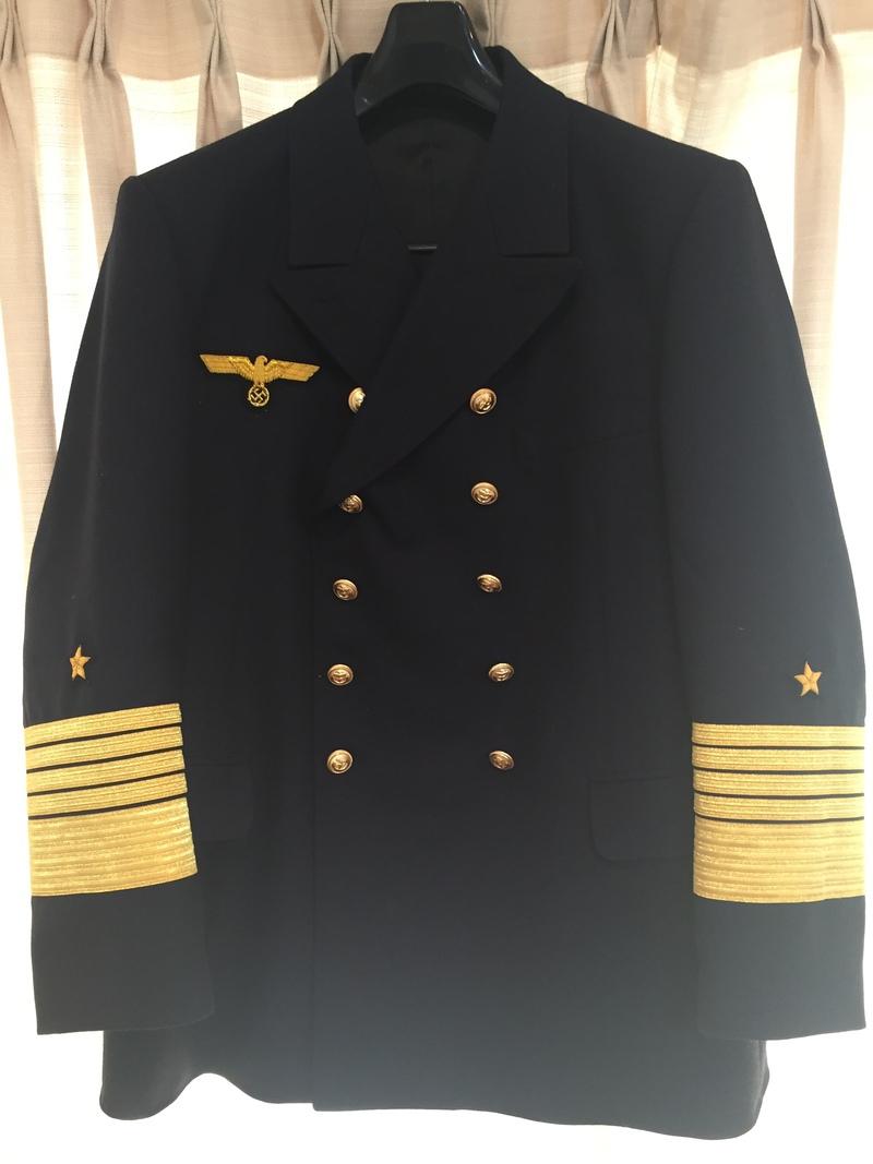 ドイツ海軍元帥リーファージャケット