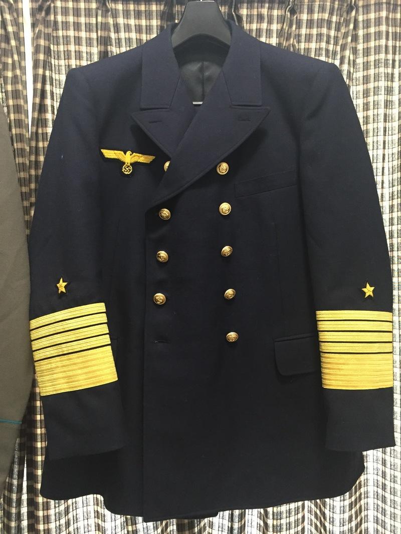 旧ドイツ海軍元帥軍装
