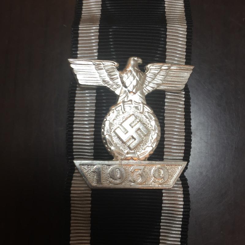 WWⅡ二級鉄十字略章