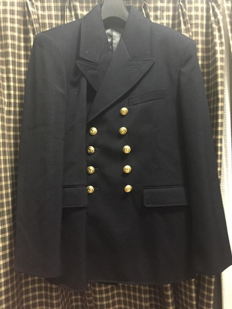 ドイツ海軍士官用リーファージャケット