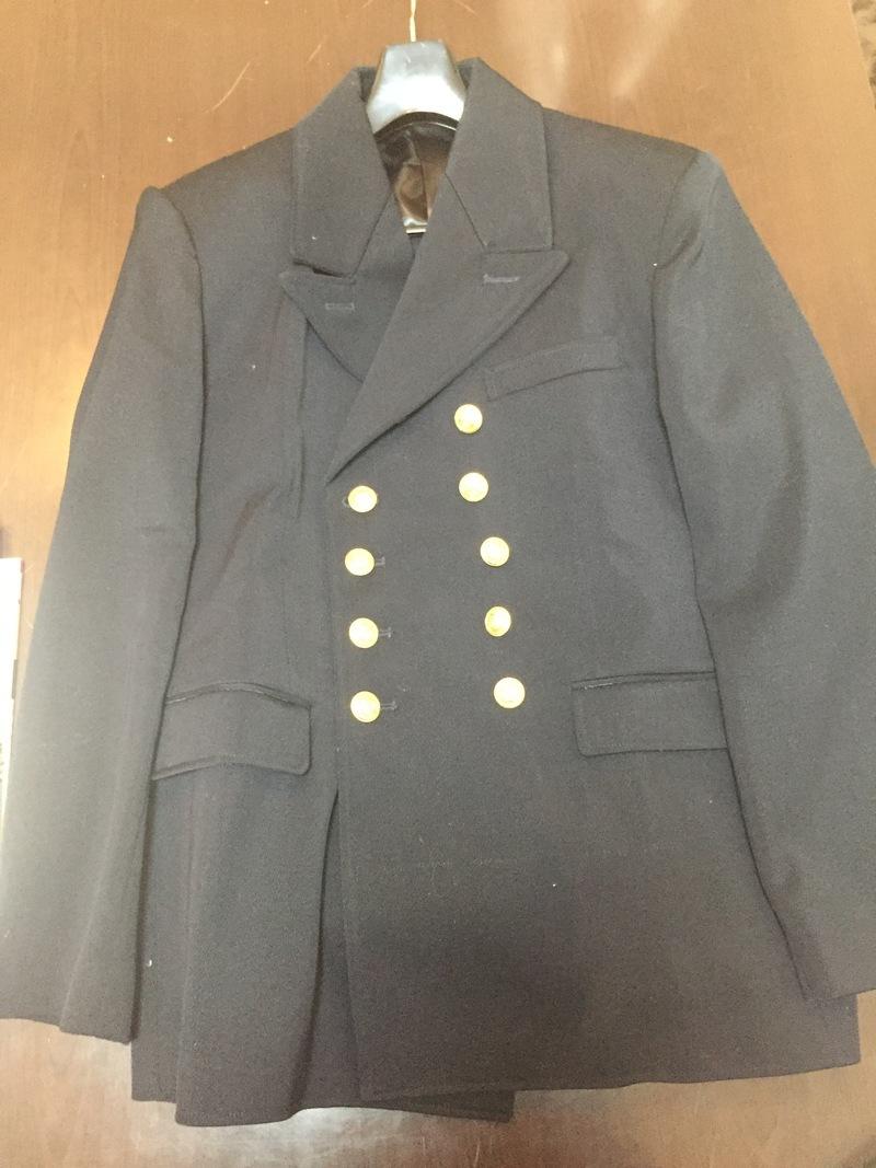 海軍士官用リーファージャケット その2