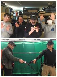 GWA アラキさんお誕生日と男の闘い!(*´∀`*) 2018/02/23 12:15:59