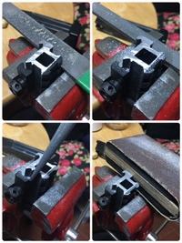 HK416D 軽量化計画❣️ エピソード2 ( ̄▽ ̄) 2018/05/08 22:03:50