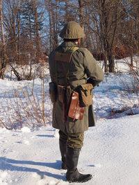 極東冬装備