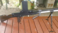 VIVA ARMS ZB26 の試射とショウエイMG42AEGの試射