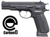 Cz75 2nd.version Black/ABS - CO2 BlowBack - Carbon8 入荷♡