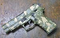 SIG P226E2塗ったった!