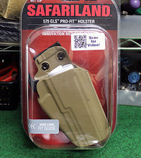 Safariland 579 GLS PRO-FIT Holster(Wide-Long)