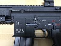 VFC HK416D GBB Gen.2 続き