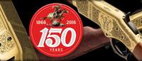 ウィンチェスター社創設150周年