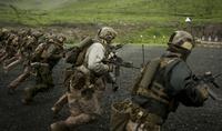 米海兵隊 第15海兵遠征部隊・MRFによるMEU-EXの射撃訓練映像