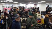 【イベントレポート】現用装備の物販イベント「第1回 爆裂祭」が開催