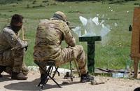ガラス越し狙撃など、20ヶ国から集まった特殊部隊スナイパーによる訓練コースが開催
