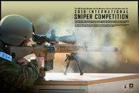米フォート・ベニング基地で 2016 年度の国際スナイパー競技会が開催。ミシガン州の陸軍州兵チームが優勝