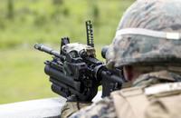 米海兵隊が新型グレネードランチャーの試射を実施。陸軍で運用実績を持つM320は攻撃力アップに好感触