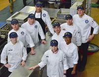 「料理の鉄人」軍属料理人の年間優秀者を決める第42回年次軍事料理競技訓練イベント(MCACTE)が開催