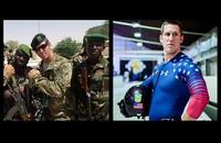 平昌オリンピックに現役の米陸軍特殊部隊「グリーンベレー」隊員など計7名の兵士が代表選手として参加