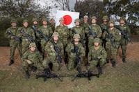 豪陸軍主催射撃競技会 (AASAM) の「小銃 300 メートル伏撃ち」で、陸自隊員が参加 191 名のトップに